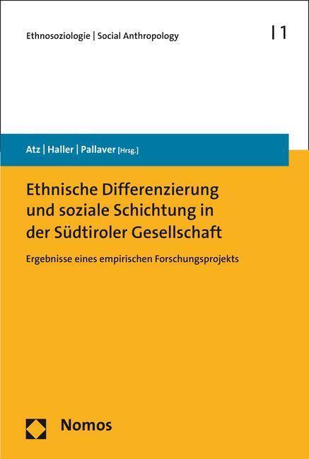 Ethnische Differenzierung und soziale Schichtun...