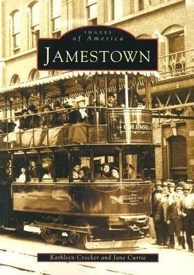 Jamestown als Taschenbuch