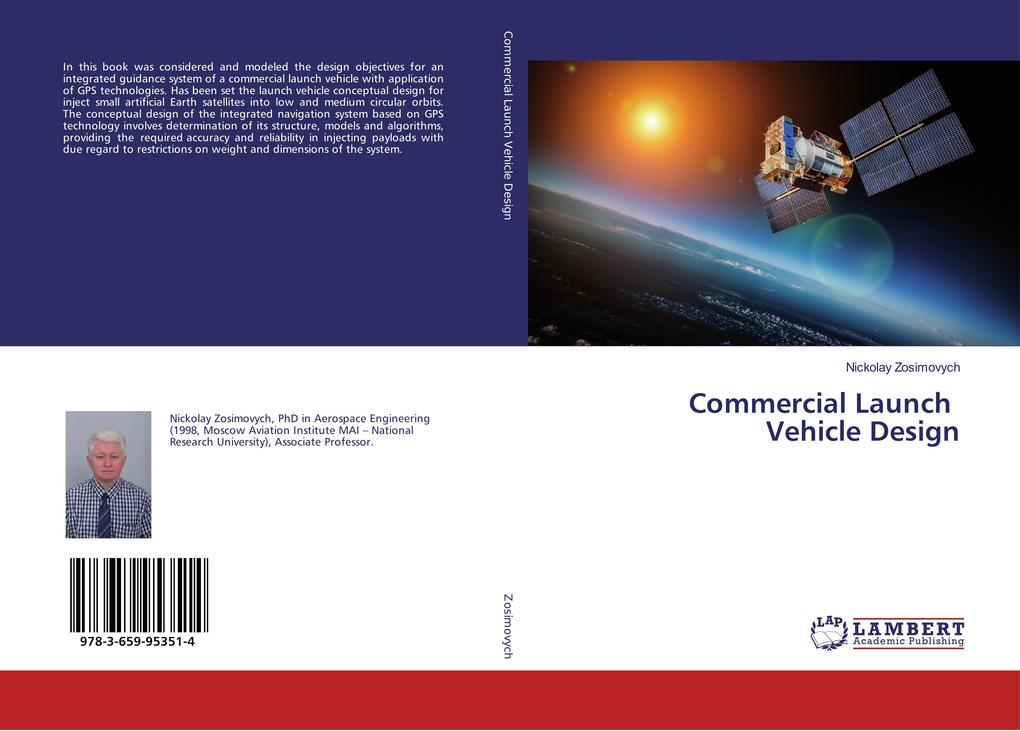 Commercial Launch Vehicle Design als Buch von N...
