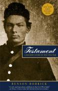 Testament: A Soldier's Story of the Civil War als Taschenbuch