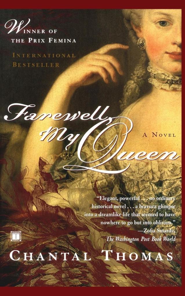 Farewell, My Queen als Taschenbuch