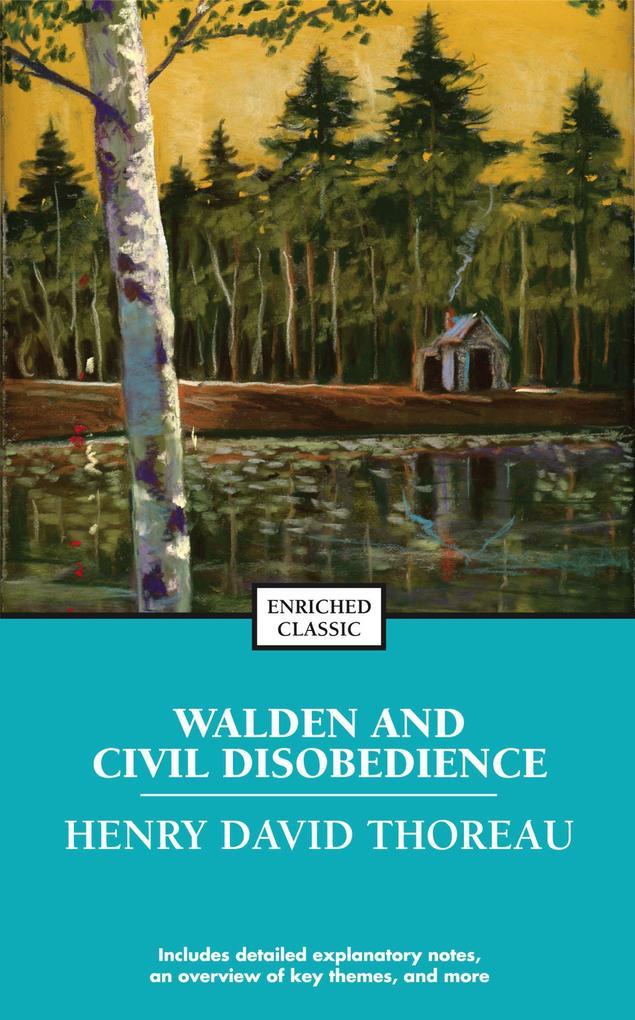 Walden and Civil Disobedience als Taschenbuch