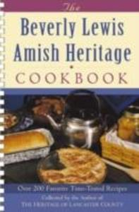 The Beverly Lewis Amish Heritage Cookbook als Taschenbuch
