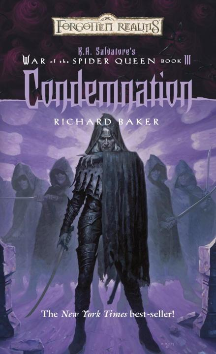 Condemnation: War of the Spider Queen, Book III als Taschenbuch