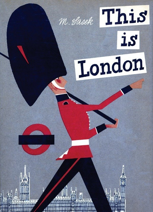 This is London als Buch