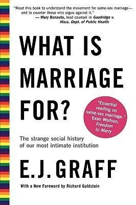 What Is Marriage For? als Taschenbuch