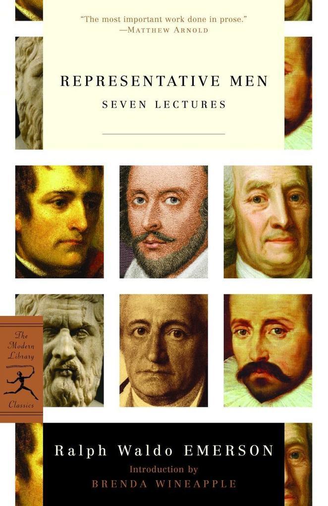 Representative Men (Seven Lectures) als Taschenbuch