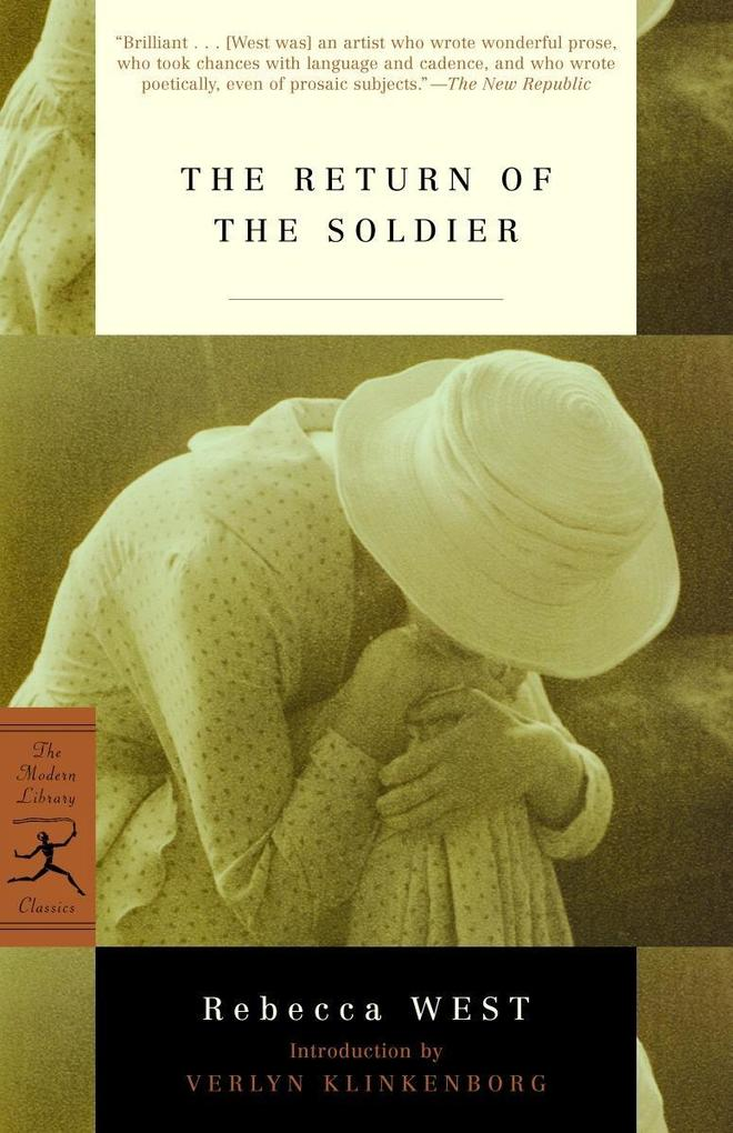 The Return of the Soldier als Taschenbuch