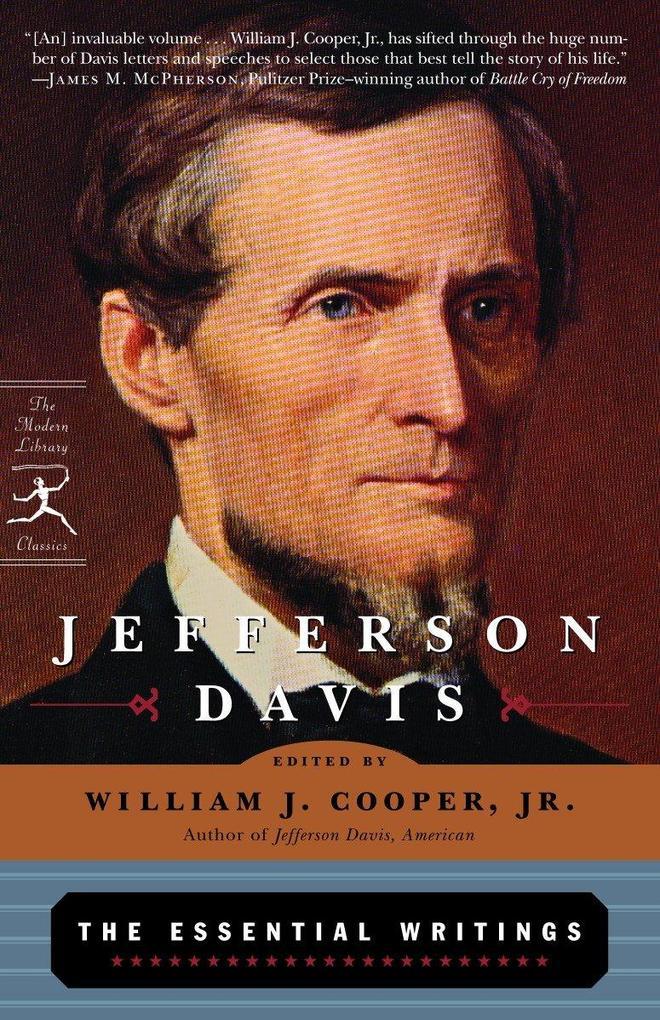 Jefferson Davis: The Essential Writings als Taschenbuch