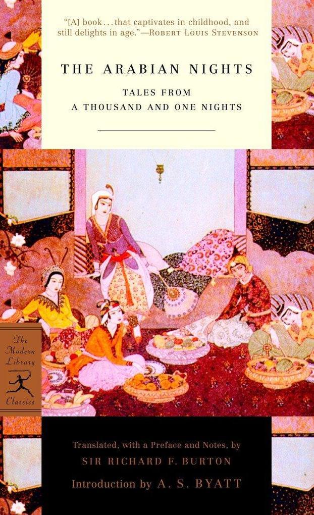 The Arabian Nights als Taschenbuch