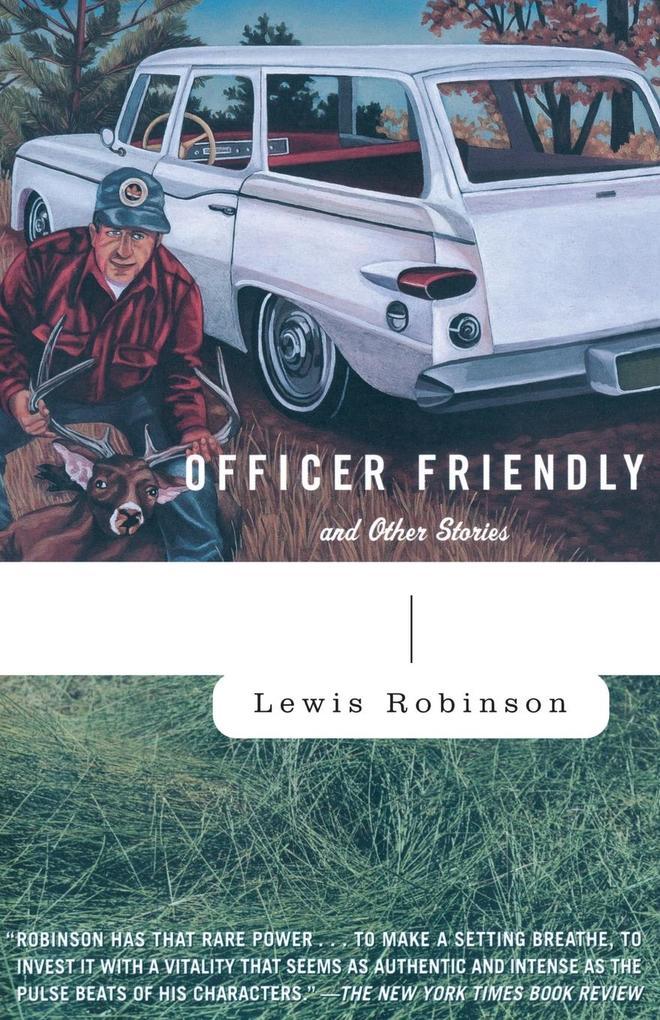 Officer Friendly als Buch