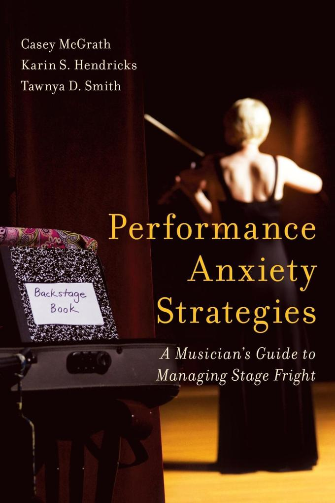 Performance Anxiety Strategies als eBook Downlo...