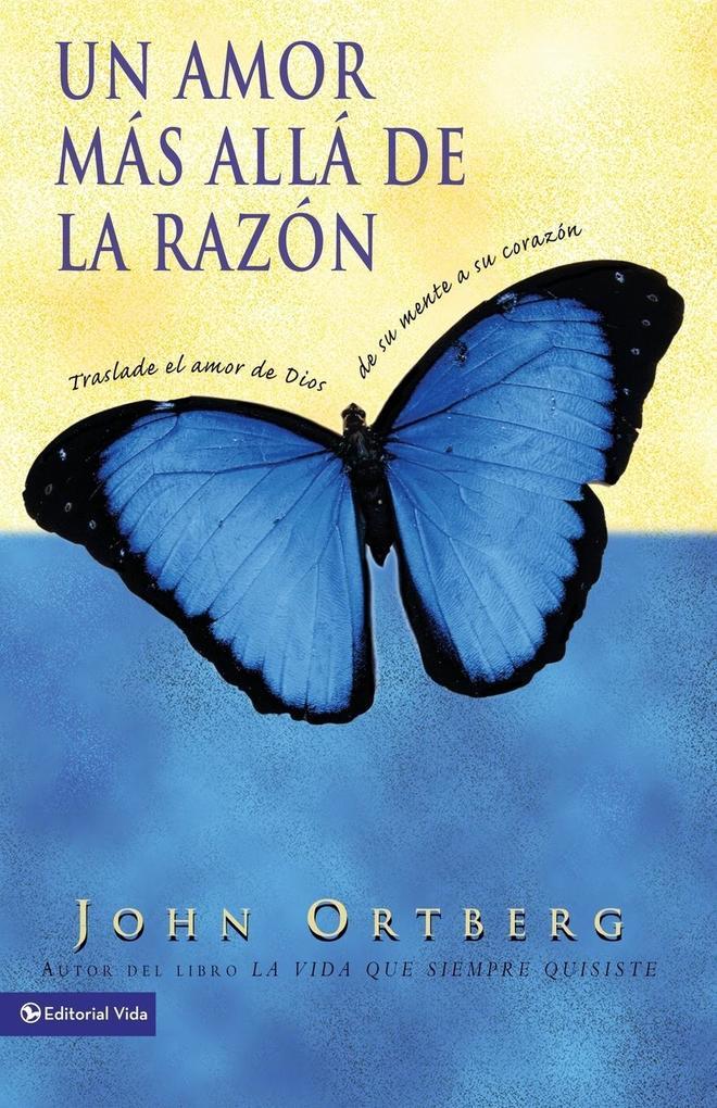 Un Amor Mas Alla de La Razon als Taschenbuch