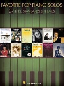 Favorite Pop Piano Solos als eBook Download von