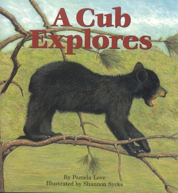 A Cub Explores als Buch