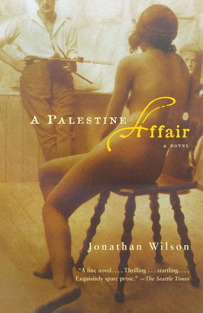 A Palestine Affair als Taschenbuch