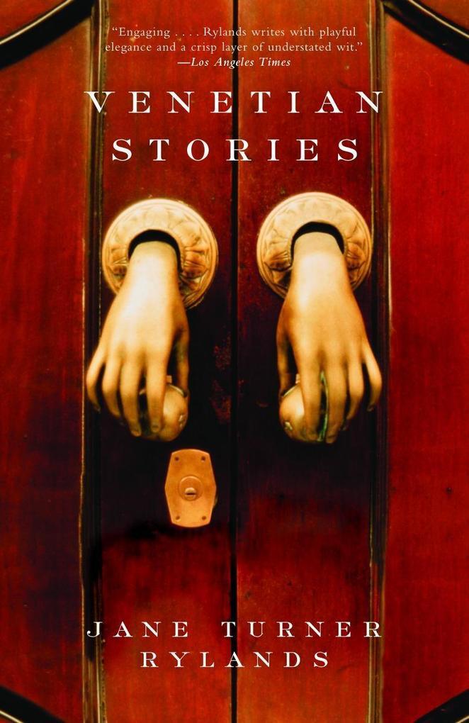 Venetian Stories als Taschenbuch