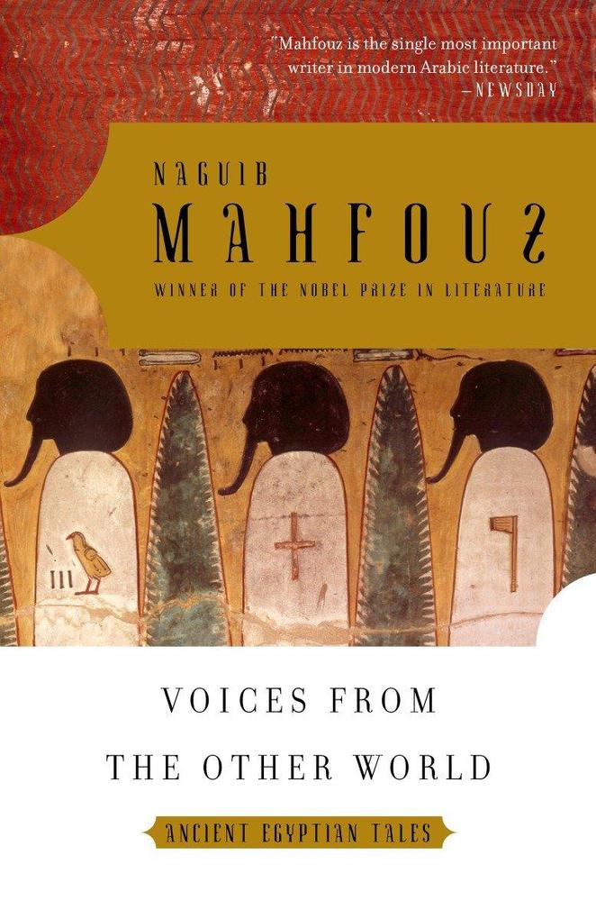 Voices from the Other World: Ancient Egyptian Tales als Buch