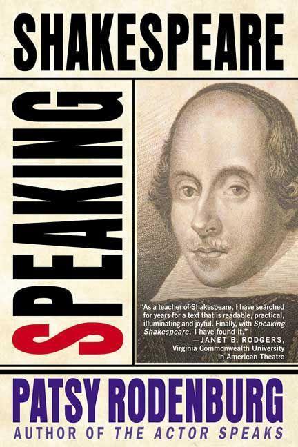 Speaking Shakespeare als Taschenbuch