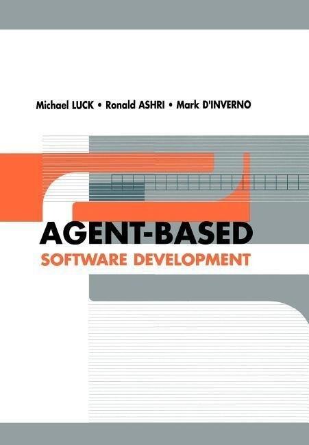 Agent-Based Software Development als Taschenbuch