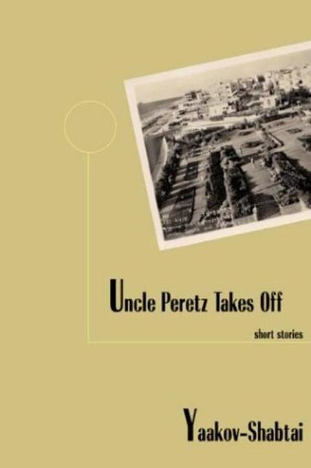Uncle Peretz Takes Off als Buch