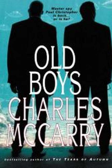 Old Boys als Buch