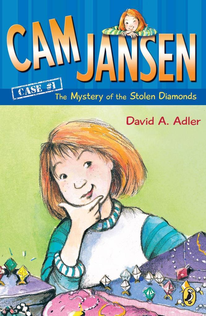 CAM Jansen: The Mystery of the Stolen Diamonds #1 als Taschenbuch