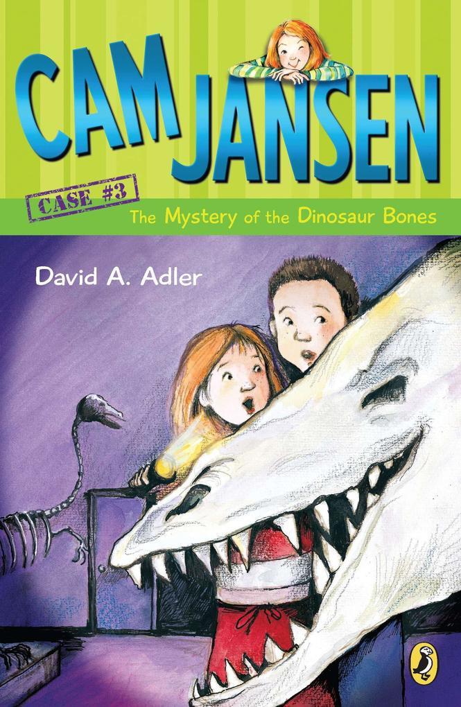 Cam Jansen and the Mystery of the Dinosaur Bones als Taschenbuch
