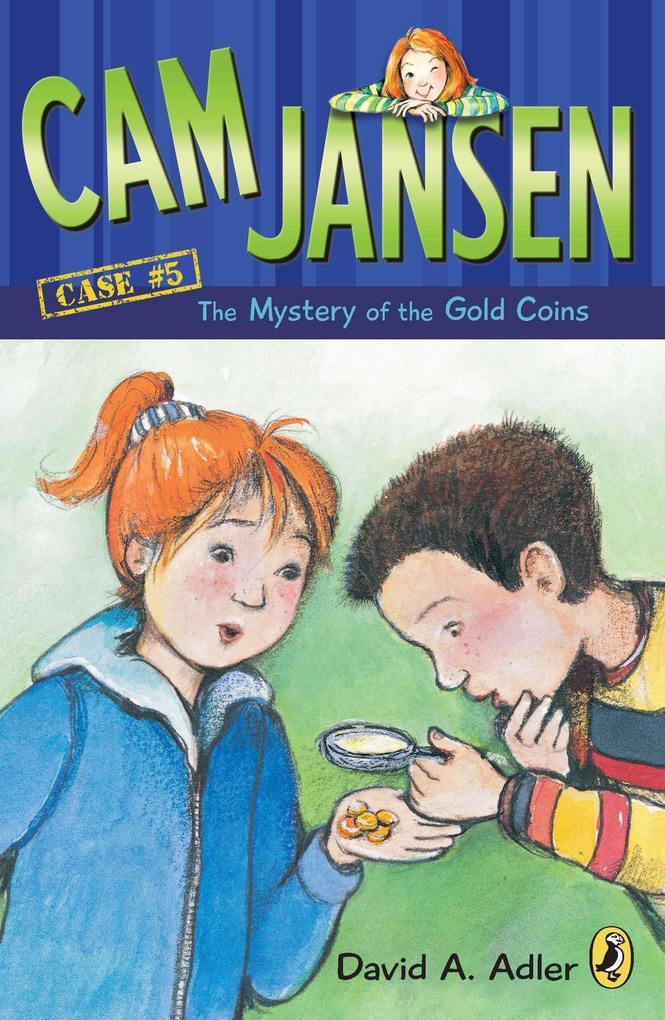 CAM Jansen: The Mystery of the Gold Coins #5 als Taschenbuch
