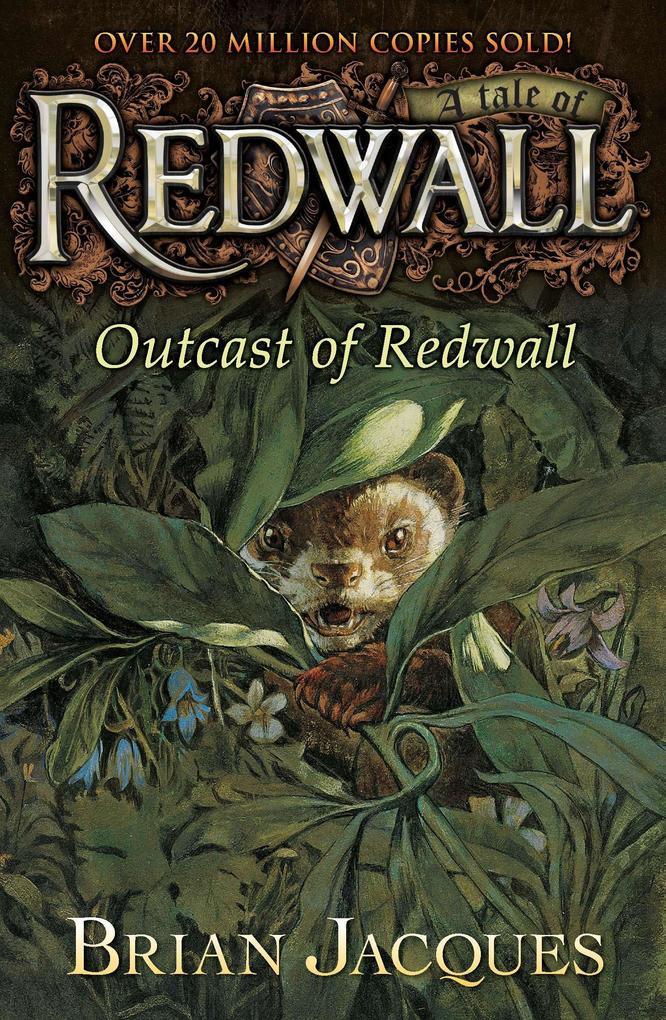 Outcast of Redwall als Taschenbuch