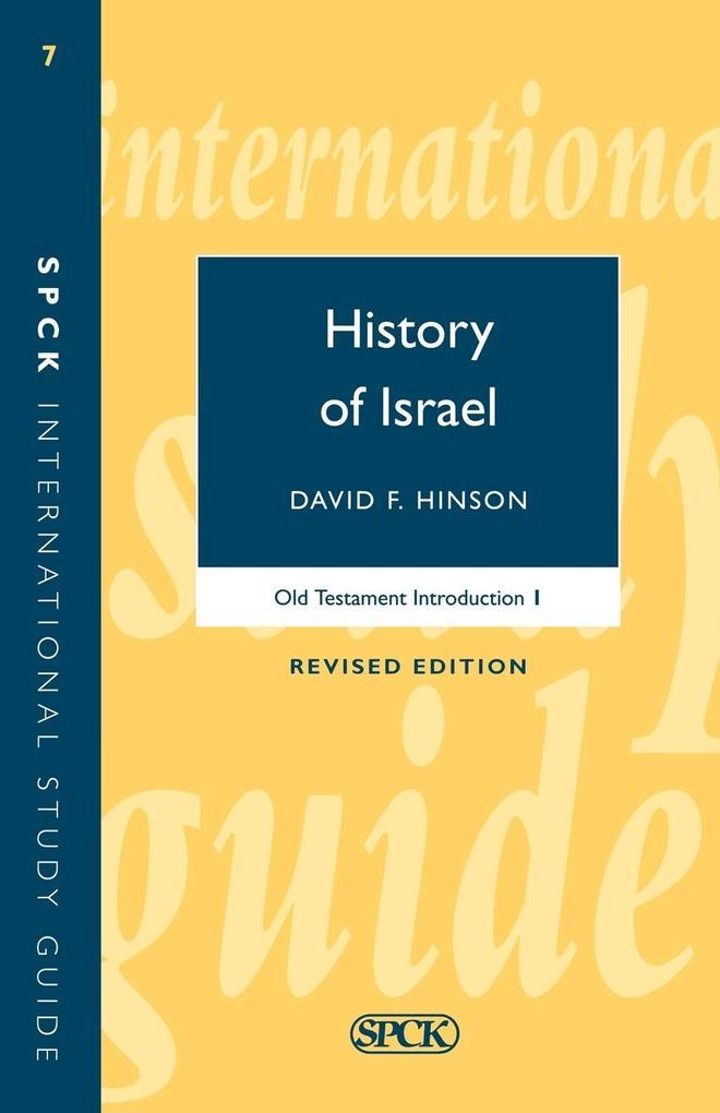 History of Israel (Isg 7) als Taschenbuch
