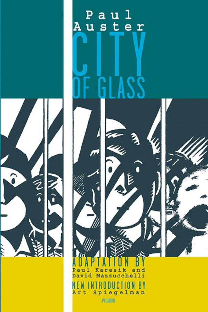 City of Glass. A Graphic Mystery als Buch