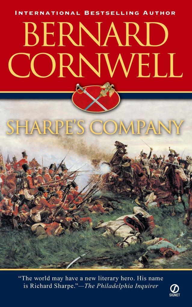 Sharpe's Company als Taschenbuch