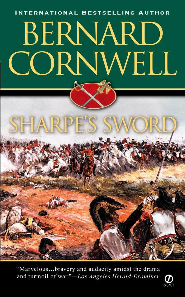 Sharpe's Sword als Taschenbuch