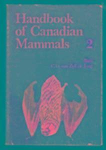 Handbooks of Canadian Mammals als Taschenbuch