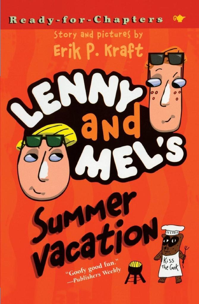 Lenny and Mel's Summer Vacation als Taschenbuch