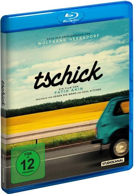 Tschick als DVD