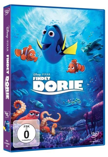 Findet Dorie als DVD