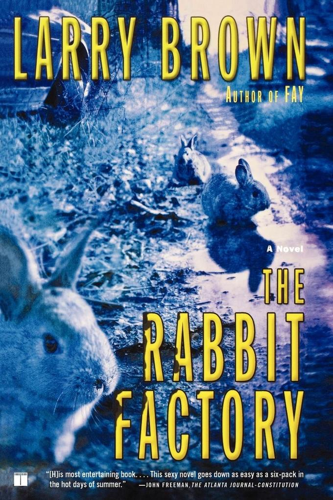 The Rabbit Factory als Buch