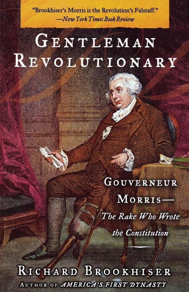 Gentleman Revolutionary als Buch