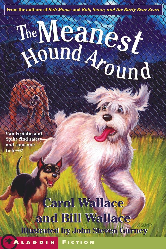 The Meanest Hound Around als Taschenbuch