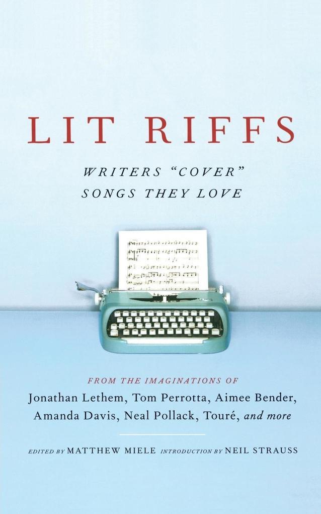Lit Riffs als Buch