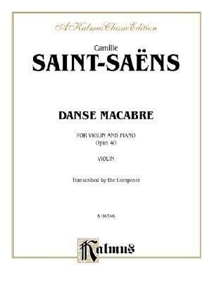 Danse Macabre, Op. 40 als Taschenbuch