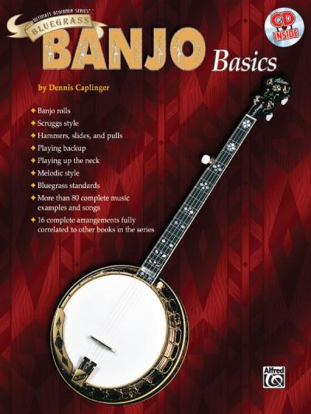 Ultimate Beginner Bluegrass Banjo Basics: Book & CD [With CD] als Taschenbuch