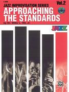 Approaching the Standards, Vol 2: Book & CD [With CD]