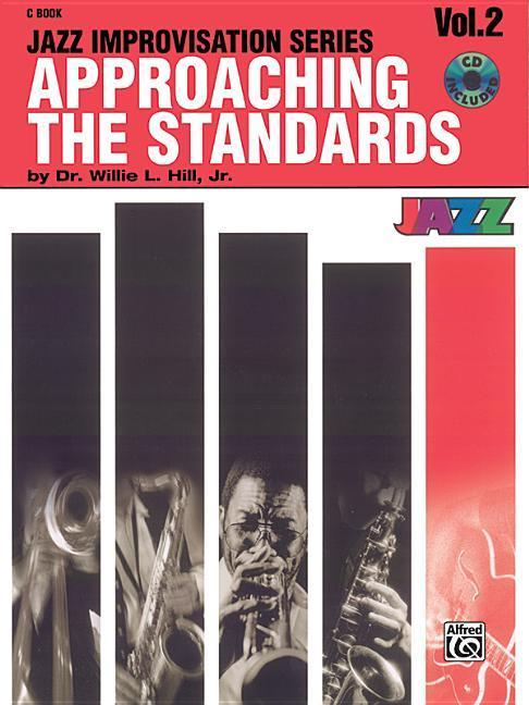 Approaching the Standards, Vol 2: Book & CD [With CD] als Taschenbuch