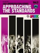 Approaching the Standards, Vol 3: Bass Clef, Book & CD [With CD]