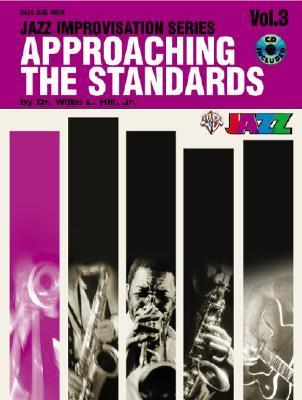 Approaching the Standards, Vol 3: Bass Clef, Book & CD [With CD] als Taschenbuch