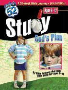 Study God's Plan: 52 Bible Lessons That Build Bible Skills for Ages 8-12 als Taschenbuch