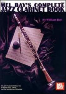 COMPLETE JAZZ CLARINET BOOK als Taschenbuch